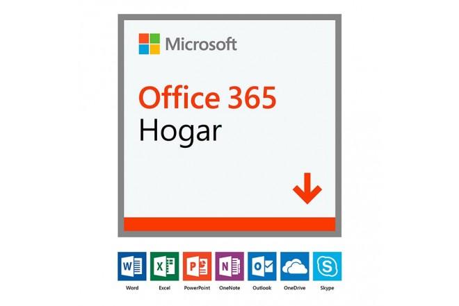 Pin Virtual OFFICE 365 Hogar (6 Usuarios Online)5