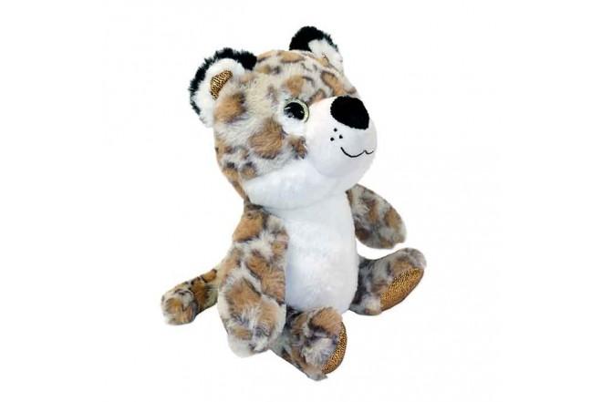 Peluche Leopardo Dorado_3