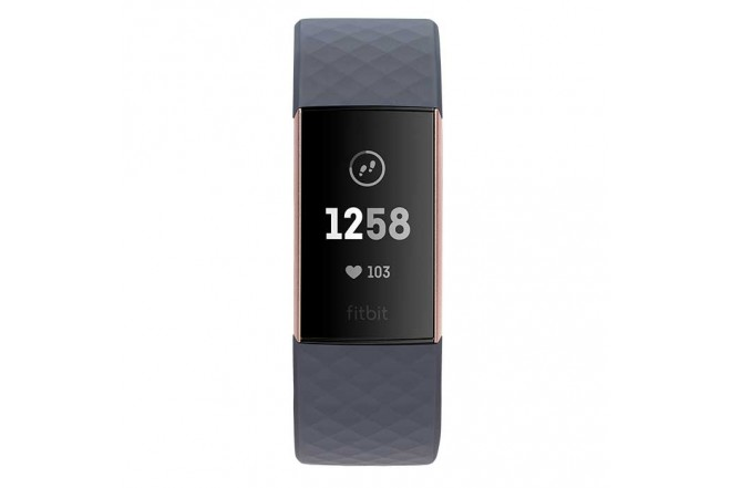 Monitor FITBIT Charge 3 Gris_d