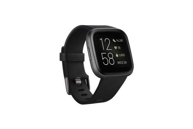 Reloj Fitbit Versa 2 Negro 1