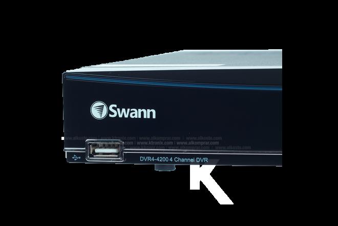 Kit Cámara Seguridad SWANN 9 Channel/8 cámaras 500GB