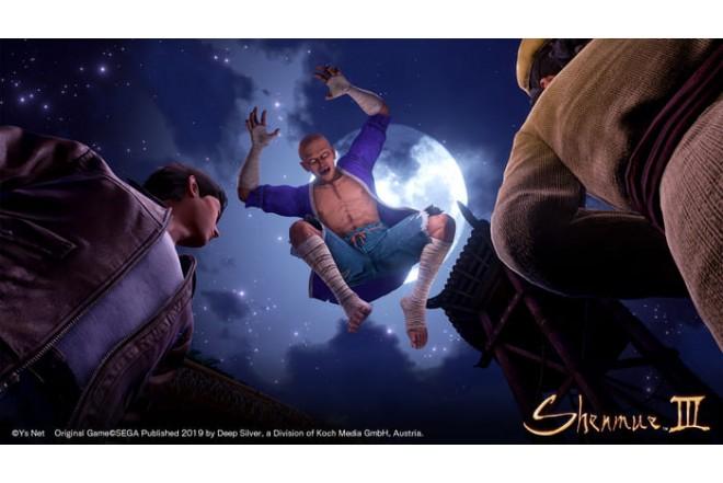 Juego PS4 Shenmue 3