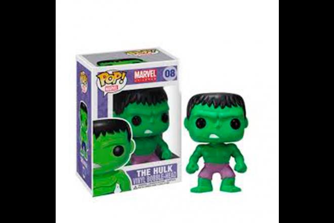 FUNKO POP! Marvel Hulk