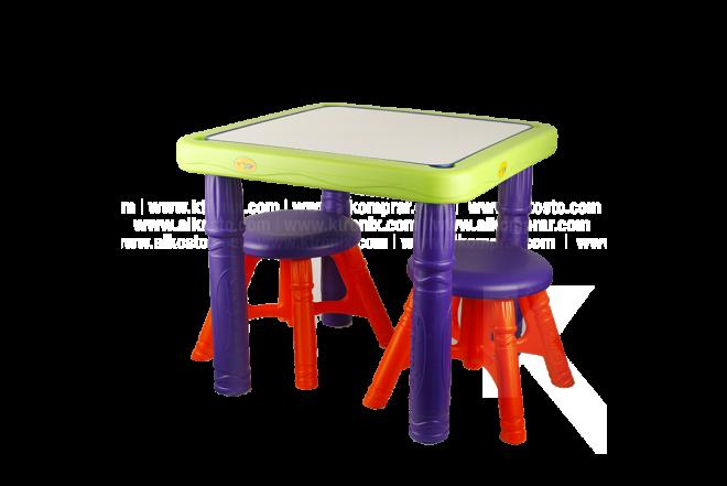 Mesa De Juegos Crayola