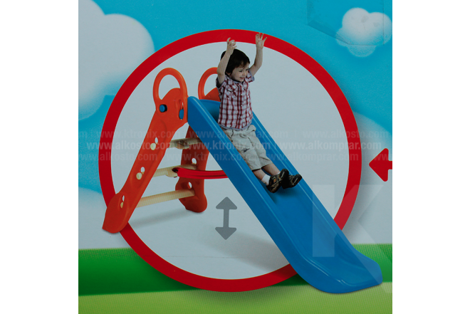 Resbaladera Grande Grow'n Up Maxi Slide