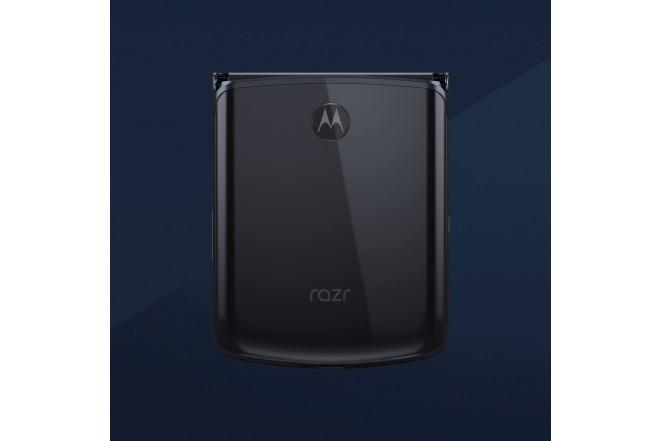 Celular MOTO Razr 256GB Mercury Silver- Gris-6