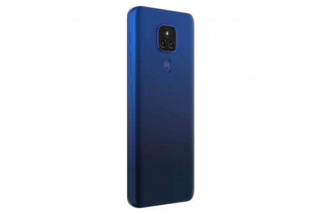 Celular MOTOROLA E7 PLUS 64GB Azul - Mystic Blue-7