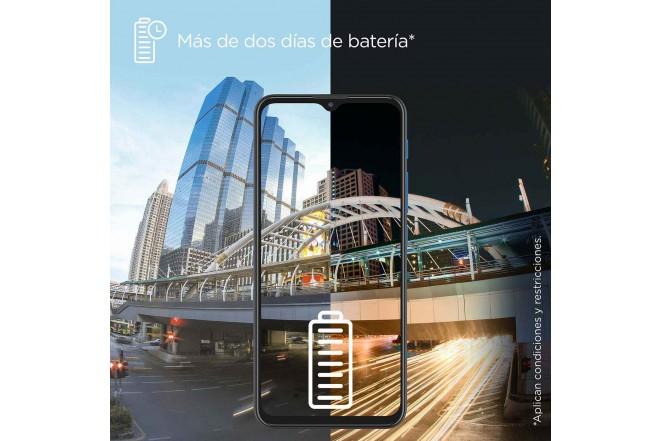 Celular MOTOROLA E7 PLUS 64GB Naranja - Twilight Orange-8