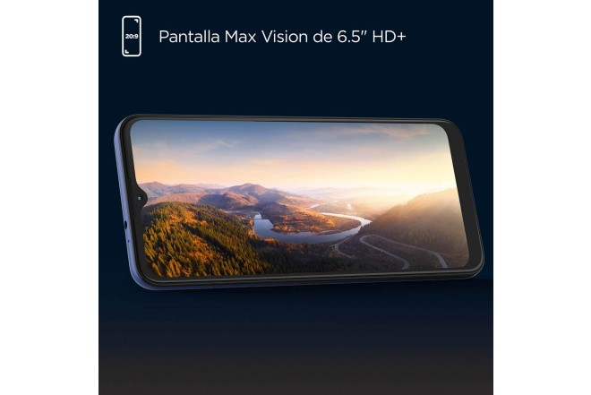 Celular MOTOROLA E7 PLUS 64GB Naranja - Twilight Orange-10