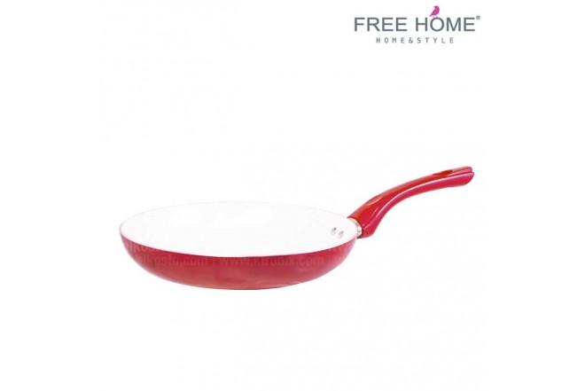 Sartén FREE HOME 26 cm Rojo