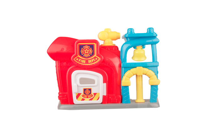 Set Infantil Fire Station