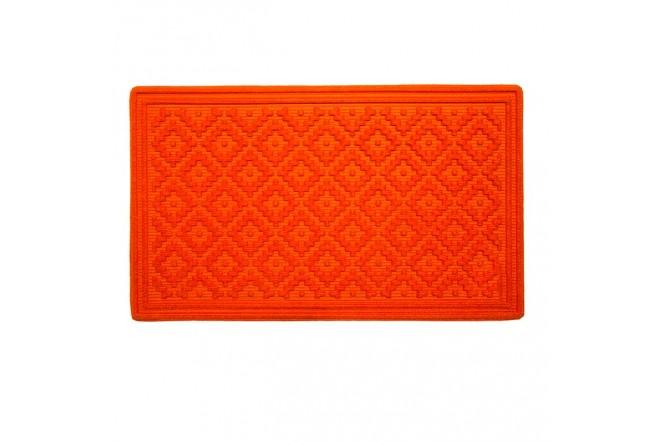 Tapete Mosaicos Naranja