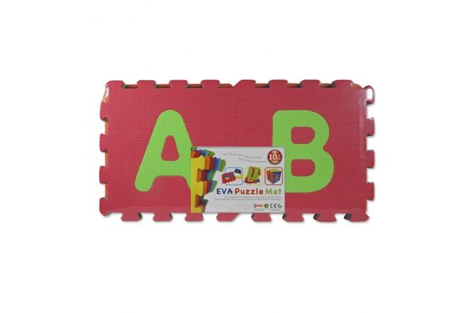 Alfombra 26 Piezas Alfabeto A-Z