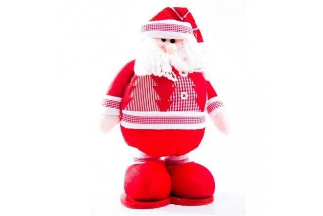 NAVIDAD Santa Claus Extendible de 22 cm