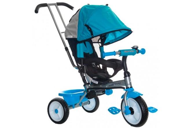 Triciclo CHEERWAY con Techo Azul