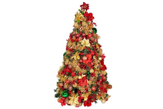 Árbol de navidad 1.80 Metros 520 Ramas_8