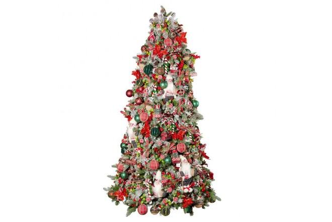 Árbol de navidad 1.80 Metros 520 Ramas_7