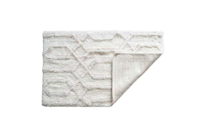 Tapete de Baño FREE HOME 50 x 80 cm Beige2