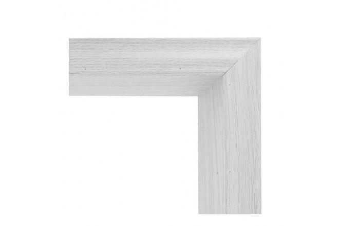 Repisa Flotante FREE HOME de pared Set x 2 Blanco (Portarretratos y Cuadros)-4