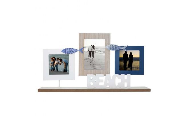Portaretrato FREE HOME Set x 3 Piezas Pescado (Portarretratos y Cuadros)-5