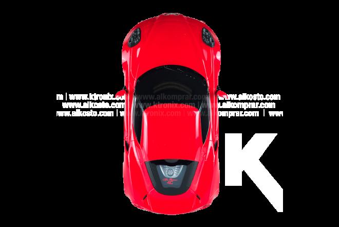 Vehiculo Radio Control Alfa Romeo Xstreet