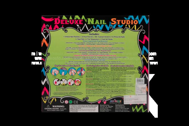 Set Uñas Deluxe Nail Studio