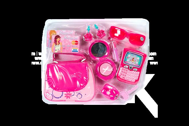 Juguete Set Belleza Girl's Favorites