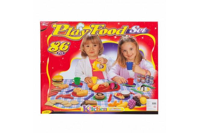 Juguete Set Cocina 86 piezas