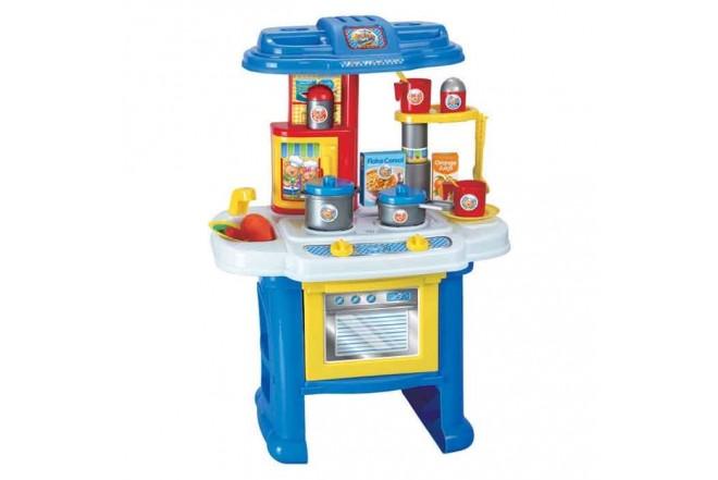 Mi primera cocina con luces y sonido niños