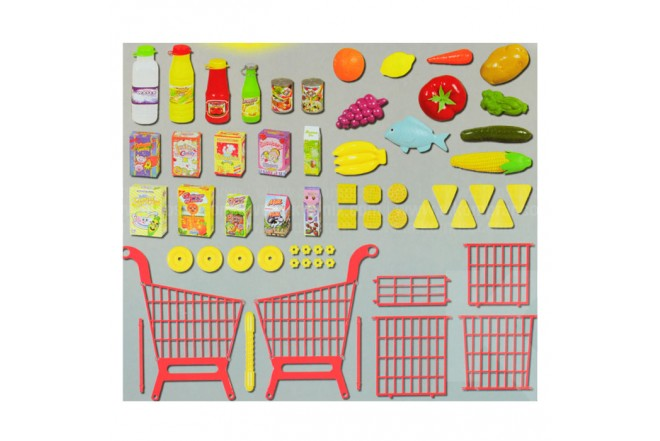 KITCHEN COLLECTION carrito de mercado shopping cart