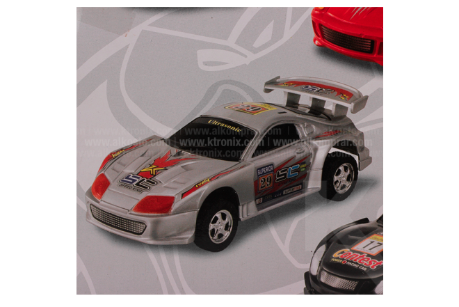 Super Rally Team Friction Car 1:24