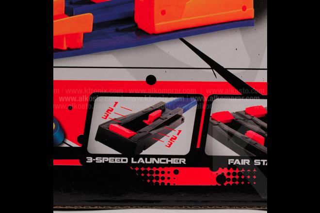 Pista 2 in 1 Speed Track Set