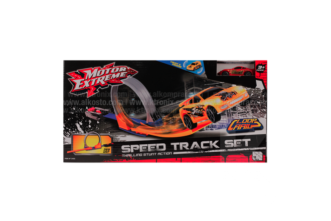 Pista Speed Track Set