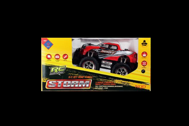 Carro Radio Control Storm Rojo (Juguetes)