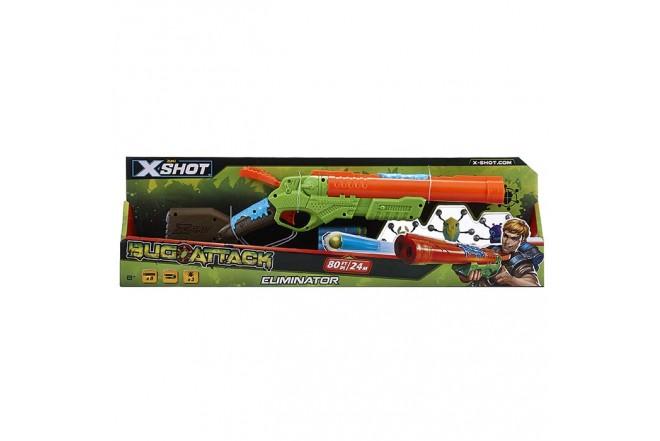 X Shot Bug Attack Eliminator Lanza Dardos
