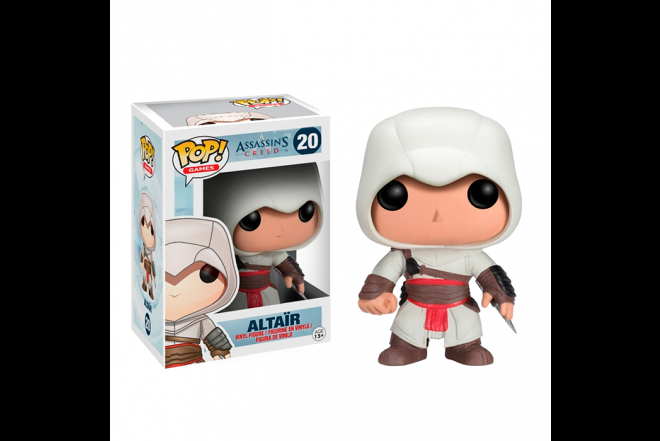 FUNKO POP! assassins creed Altair