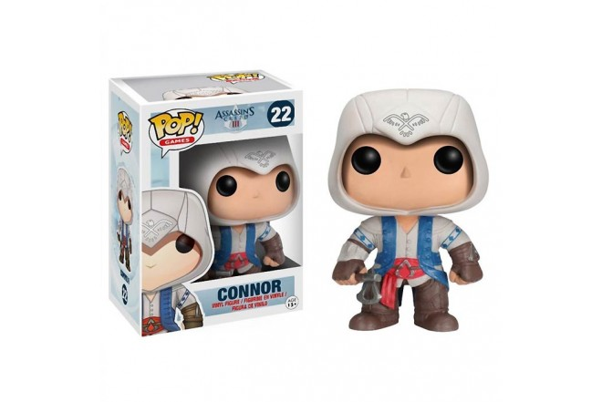 FUNKO POP! Assasins Creed Connor