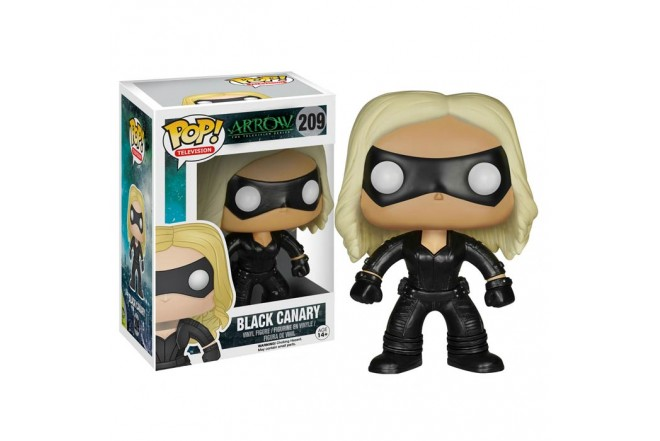 FUNKO POP! Tv Arrow Black Canary