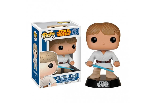 FUNKO POP! Star Wars Tatooine Luk