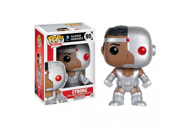 FUNKO POP! Cyborg