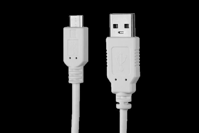 Cargador Smartphone SONY USB/Micro 2800mAh CP-V3 Blanco
