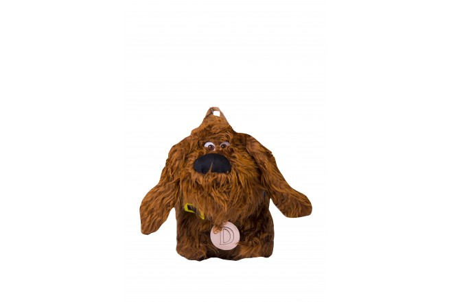 Mochila Duke Secret Life Of Pets Marrón