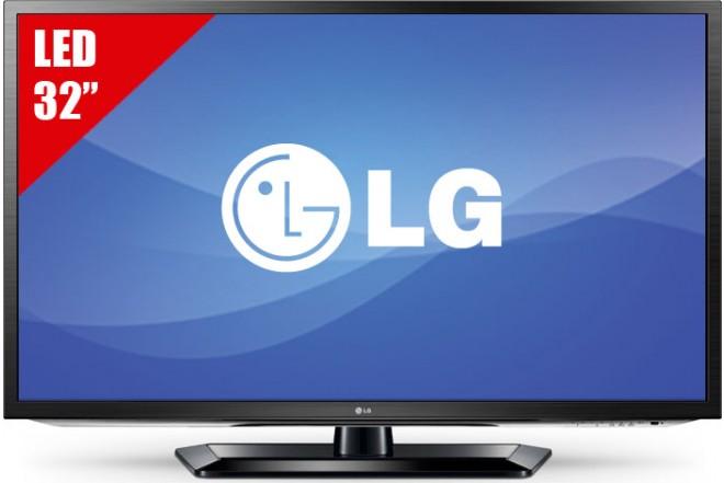 """TV 32"""" LED LG 32LM5800 FHD 3D"""