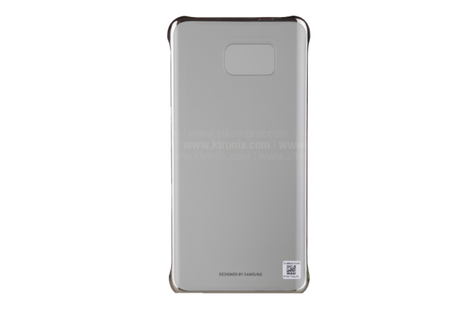 Clear Cover SAMSUNG Note 5 Negro
