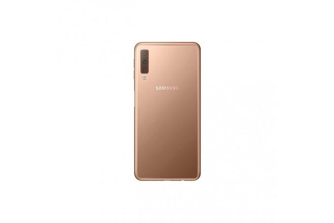 Celular SAMSUNG A7 New 128 GB DS 4G Dorado