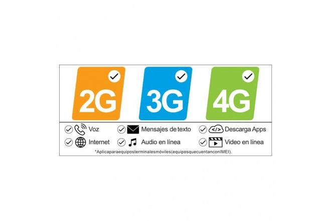 Celular LG K61 - 128GB Blanco _11
