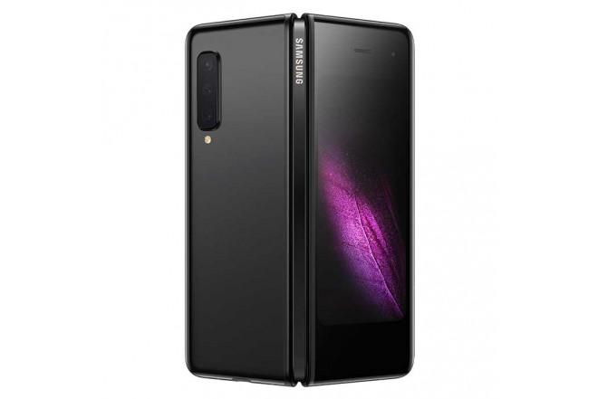 Celular SAMSUNG Galaxy FOLD 512GB Negro1