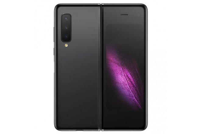 Celular SAMSUNG Galaxy FOLD 512GB Negro9