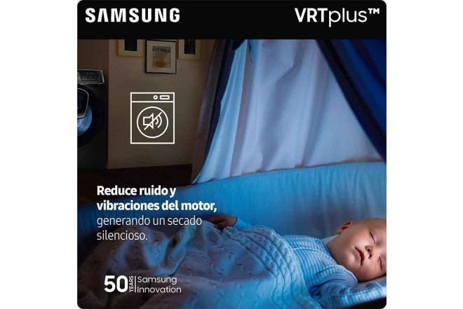 Lavadora/Secadora Samsung 18kg/10 kg WD18N7200KP/CO Gris68