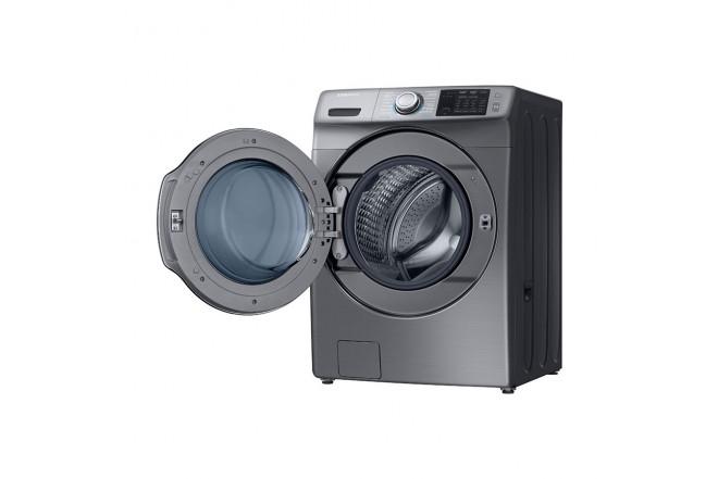 Lavadora/Secadora Samsung 18kg/10 kg WD18N7200KP/CO Gris5